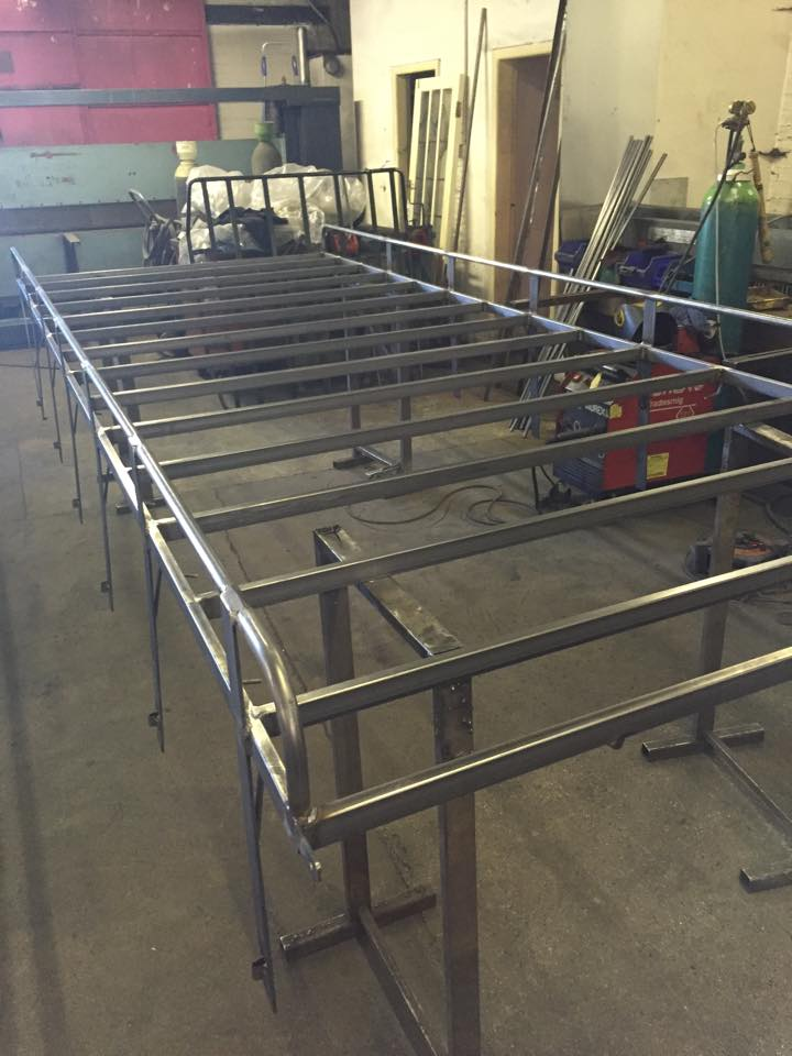 Commercial Roof Racks