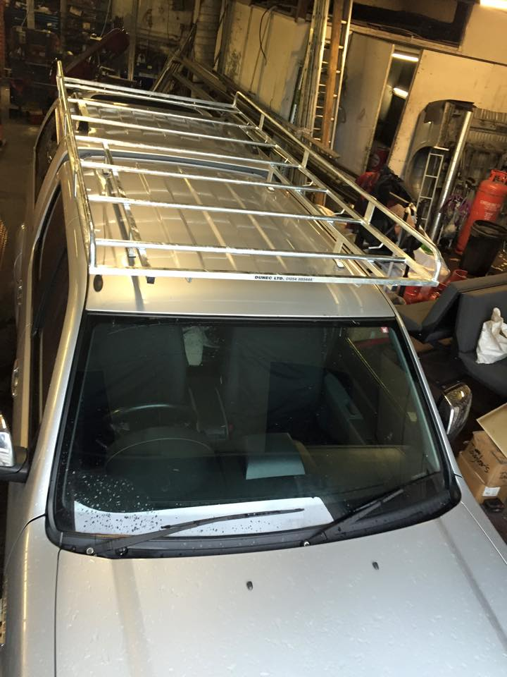 bespoke roof racks
