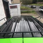 vw t5 roof rack